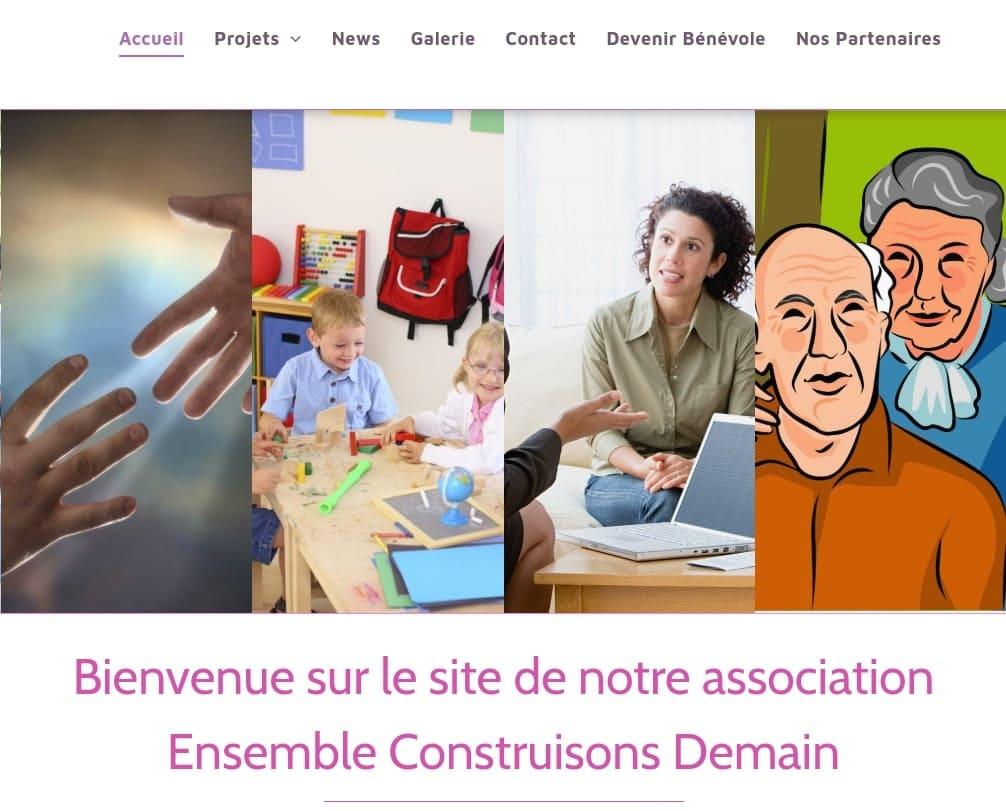 Construisons La Maison Loisirs Culture Société De Demain